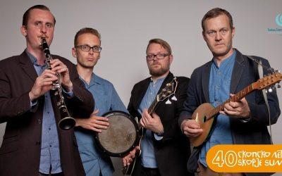 """Koncerti i """"Siluetës Bizantine"""" – muzikë ballkanike e një grupi të Islandës"""