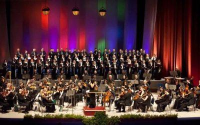"""Концерт на Националната опера и балет на """"Охридско лето"""" Во црквата """"Света Софија"""""""